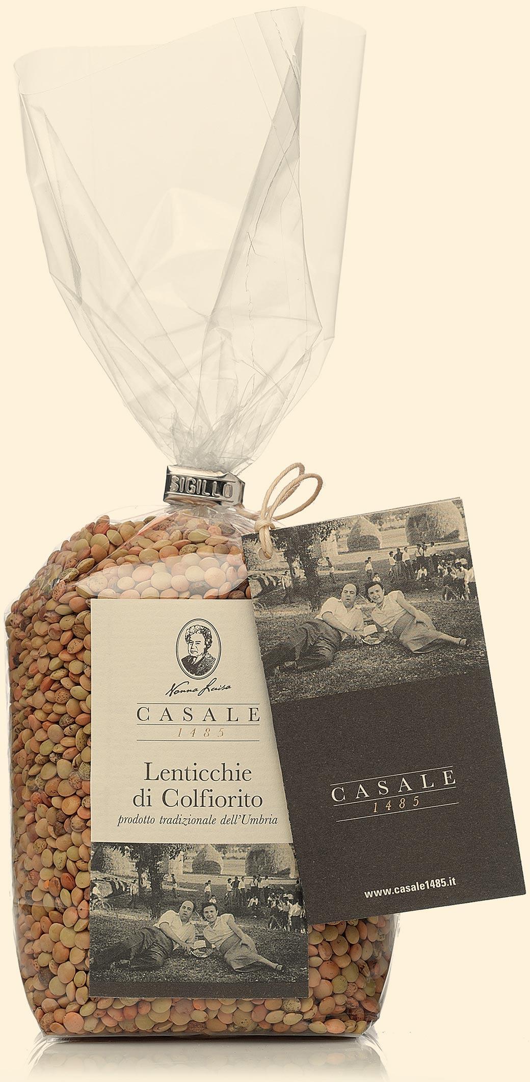 Lenticchie di Colfiorito – Casale1485