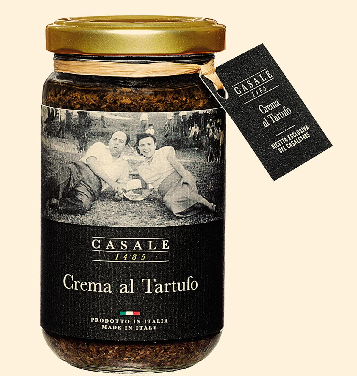Crema al Tartufo Ricetta Esclusiva